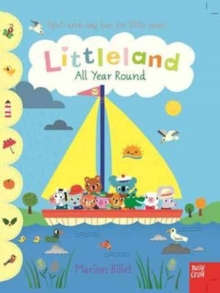 Littleland: All Year Round, Board book Book