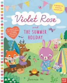 Violet Rose and the Summer Holiday, Paperback Book