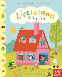 Littleland: All Day Long, Board book Book