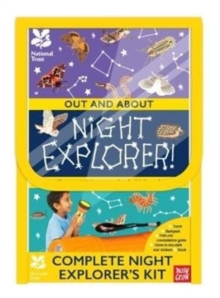 National Trust: Complete Night Explorer's Kit, Mixed media product Book