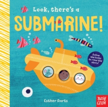 Look, There's a Submarine!, Board book Book