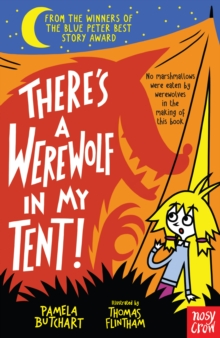 There's a Werewolf In My Tent!, Paperback Book