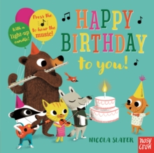 Happy Birthday to You!, Board book Book