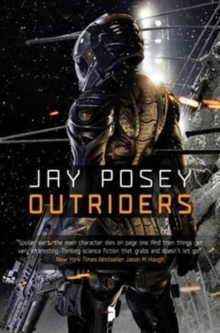 Outriders, Paperback Book