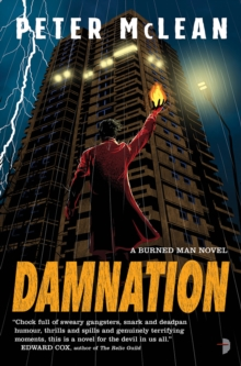 Damnation, Paperback Book