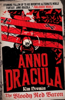 Anno Dracula - The Bloody Red Baron, Paperback / softback Book