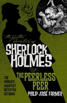 Further Adv. S. Holmes, Peerless Peer, Paperback Book