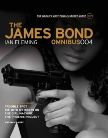 The James Bond Omnibus : v. 004, Paperback / softback Book