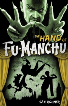 Fu-Manchu - The Hand of Dr. Fu-Manchu, Paperback Book