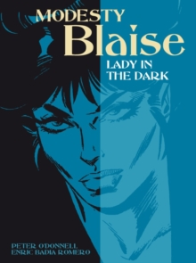 Modesty Blaise - Lady In The Dark, Paperback Book