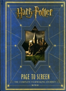 Harry Potter: Page to Screen, Hardback Book