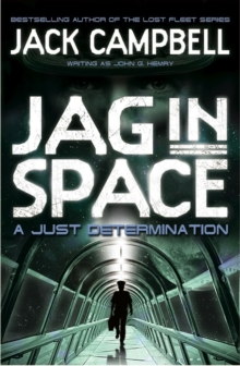JAG in Space - A Just Determination (Book 1), Paperback Book