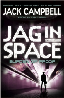 JAG in Space - Burden of Proof (Book 2), Paperback / softback Book