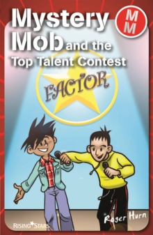 Mystery Mob and the Top Talent Contest, EPUB eBook