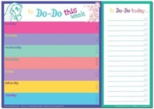 Dodo Daily to Do List Notepad (A4) Bright : 52 Sheets for Daily /Weekly to Do Lists and Notes, Perforated Between the Lists Sections So That Completed Daily Tasks Can be Torn off and Refreshed (TDLB), Miscellaneous print Book