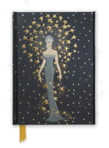 Erte Starstruck (Foiled Journal), Hardback Book
