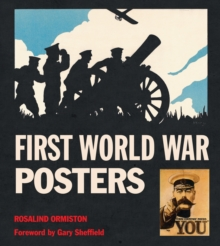 First World War Posters, Hardback Book