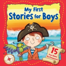 My First Treasury for Boys, Novelty book Book