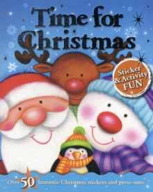 Christmas Fun: Christmas Time, Paperback Book