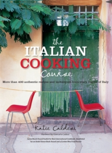 Italian Cookery Course, Paperback / softback Book