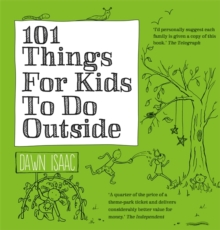101 Things For Kids To Do Outside, Paperback Book