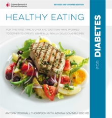 Healthy Eating for Diabetes, Paperback / softback Book