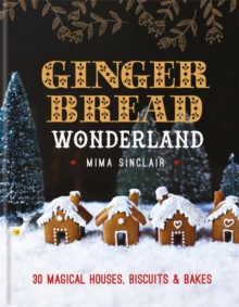 Gingerbread, Hardback Book