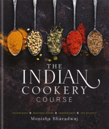 Indian Cookery Course, Hardback Book