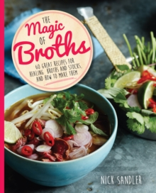 The Magic of Broths, Paperback Book