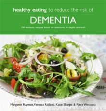 Healthy Eating to Reduce The Risk of Dementia, Paperback Book