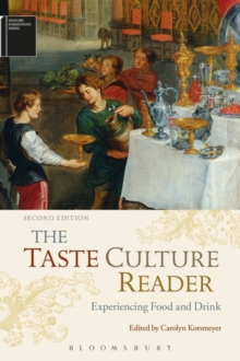 The Taste Culture Reader : Experiencing Food and Drink, Paperback / softback Book