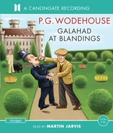 Galahad at Blandings, CD-Audio Book