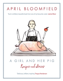 A Girl and Her Pig, Hardback Book