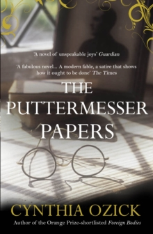 The Puttermesser Papers, Paperback / softback Book