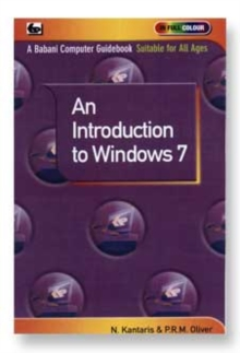 An Introduction to Window 7, Paperback / softback Book