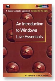 An Introduction to Windows Live Essentials, Paperback Book