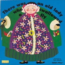 There Was an Old Lady Who Swallowed a Fly, Big book Book