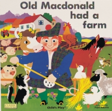Old Macdonald Had a Farm, Board book Book