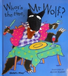 What's the Time, Mr Wolf?, Hardback Book