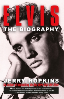 Elvis, Paperback / softback Book