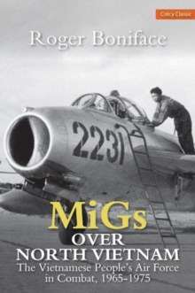 MiGs Over North Vietnam, Paperback / softback Book