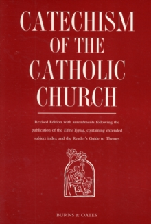 Catechism of the Catholic Church, Paperback / softback Book