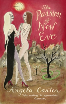 The Passion of New Eve, Paperback Book