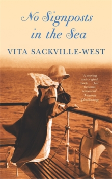 No Signposts in the Sea, Paperback Book