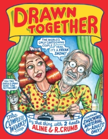 Drawn Together, Hardback Book