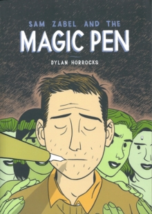 Sam Zabel & the Magic Pen, Paperback Book