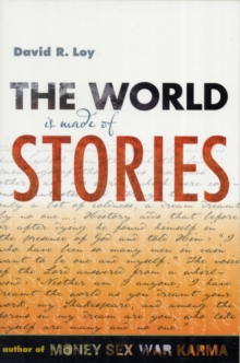 The World is Made of Stories, Paperback / softback Book