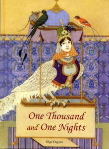 One Thousand and One Nights, Hardback Book