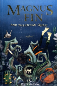 Magnus Fin and the Ocean Quest, Paperback Book