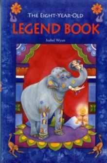 The Eight-year-old Legend Book, Paperback Book